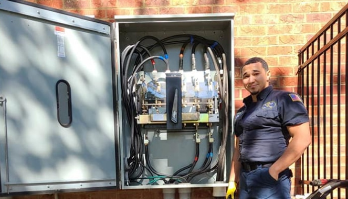 Inspection Of Electrical Issues